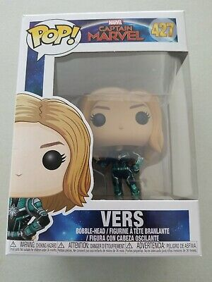 Funko Pop! Marvel: Captain Marvel Vers 427