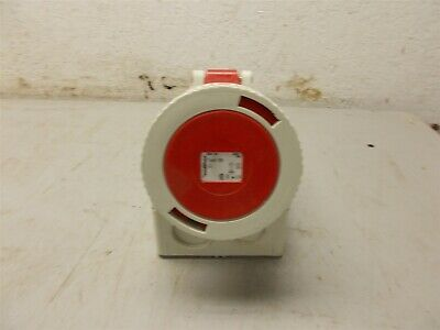 WALTHER 169 INDUSTRIAL ELECTRICAL SOCKET 63A-6h 5P 400V IP67 3Ph