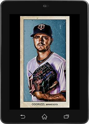 Topps BUNT Jake Odorizzi BUNT206 2019 [DIGITAL CARD] 206cc