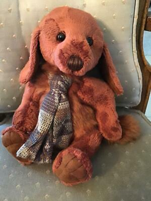 DUFFLE * CHARLIE BEARS 2017 PLUSH PUPPY * 12 inch NEW WITH TAGS