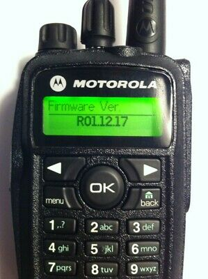 MOTOROLA MOTOTRBO UHF XPR5550 XPR4550 Conversion Service for Ham Use