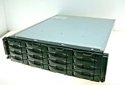 Dell EqualLogic PS6000 Storage Array with 2x Control Module 7, 2x PSU 0094535-03