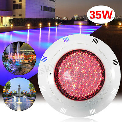 Swimming Pool Disco LED Light RGB + Remote Control For Spa Hot Tub Underwater