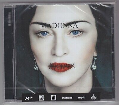 Madonna - Madame X - Cd Album 2019, Standard Edition, Neu & Ovp