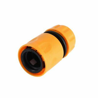 3pcs/set Garden Water Hose Pipe Fitting Set Yellow Water Hose Pipe Connector g2