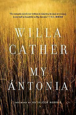 My Antonia by Cather, Willa
