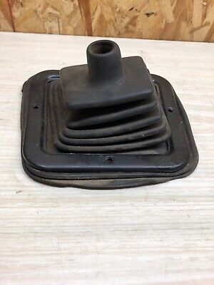 70-81 Camaro, Firebird, And Trans Am 4 Speed Trans Shift Shifter Boot & Ring Kit