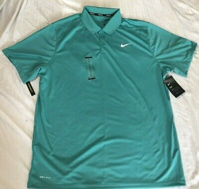 a925635d NEW NIKE MENS Dry NK Momentum Slim Dri Fit Golf Shirt 918678 Medium ...