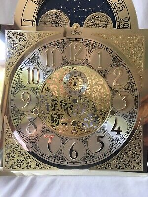 Grandfather clock dial for  Hermle 461 movement 280x280x395mm Westminster Chime