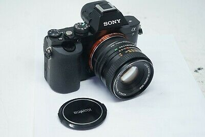 Sony E Mount Adapted 50Mm F2.8 Zeiss Jena Prime Lens All A7 Nex,A6000
