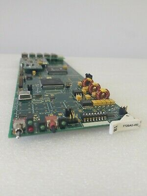 Evertz 7720AD-HD Series Module HDTV AES Audio De-embedder