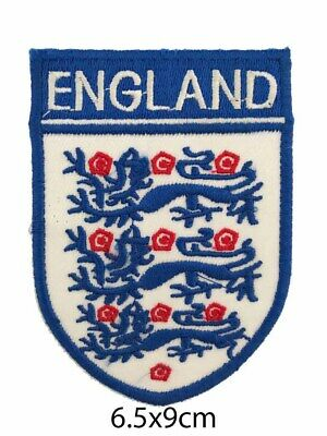 England National Football Team ironon Patch Sew on Badge A1092