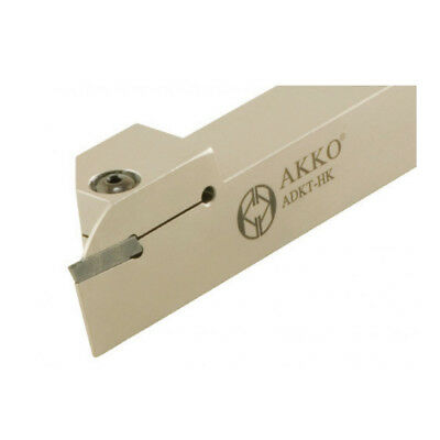 Akko Sharp Holder Parting Adkt-Hk-R 20x20 T20 for Inserts S224-4 - New
