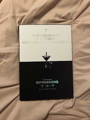 Got7 Spinning Top Album Mark Page Insecurity Version