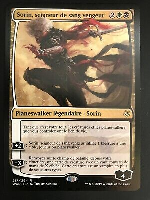 4th #144 FRENCH Magic MTG ▼▲▼ Seigneur de l/'abîme Lord of the Pit