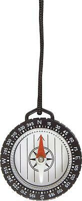Compass On Lanyard For Orienteering Map Reading Mil-Com Camping Tools