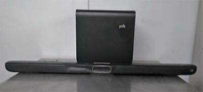 Polk Audio Omni SB1 Plus Home Theater Sound Bar System, For Parts
