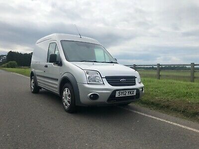 2012 12 Ford Transit Connect Trend 1.8 Tdci  High Roof Swb No Vat Clean Van