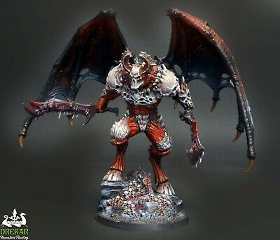 Lord of Slaughter Chaos Daemon Age of Sigmar ** COMMISSION ** painting