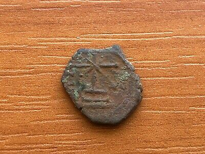 Manuel I Comnenus 1143-1180 AD AE Tetarteron Uncertain Greek mint.