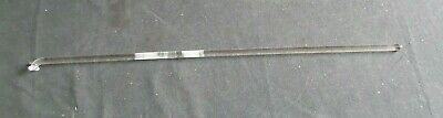 "Button Type 22 1/2"" Polished Glass Stirring Shaft Bar, 572mm x 10mm"