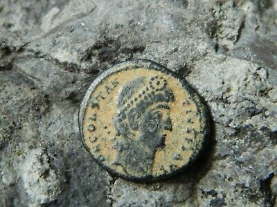 Constantius II Ancient Roman Coin Antioch Mint --- Lot #3491