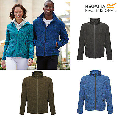 Regatta Professional Unisex Thornly Full Zip Marl Fleece TRF603 - Casual Jacket