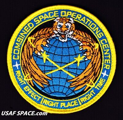 SURVEILLANCE and RECONNAISSANCE USAF 613th AIR OPS CENTER PATCH INTELLIGENCE