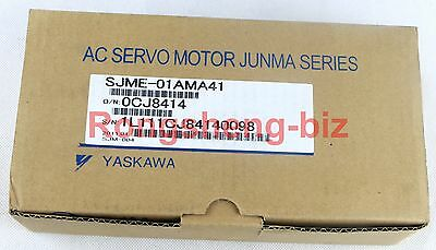 1PC Brand New Horse Yaskawa servo motors SJME-01AMA41 #RS8
