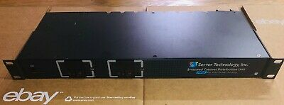 Server Technology Sentry Switched Cabinet Distribution Unit PDU CW-8H2A413