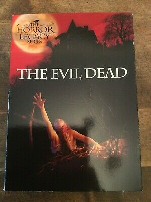 The Evil Dead, 1981 (DVD, Horror Legacy, Anchor Bay, Widescreen) NEW, READ INFO