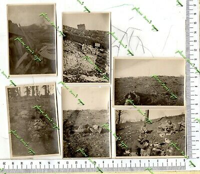 705 -262)  WW  1 foto  feriti morti trincee alpini lotto6 foto
