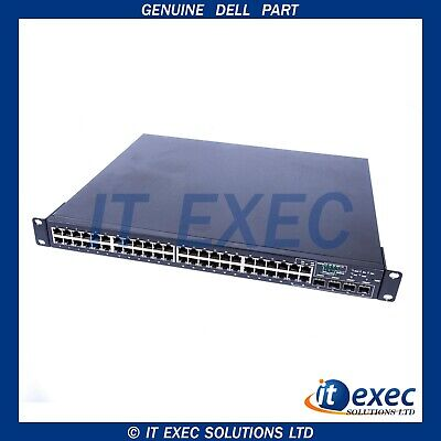 Dell / IBM 45W0463 PowerConnect 6248 Layer 3 Switch incl X1 10GE CX4 Module