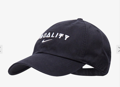 super popular 40169 d5e37 New Nike Heritage 86 EQUALITY Hat Black History Month BHM Cap Lebron RARE !
