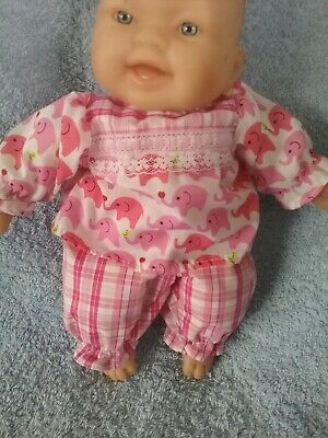 BABY BERENGUER CLOTHES( 28cm )SOFT BODY