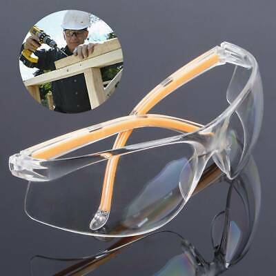 Eye Glasse UV Protection Safety Goggles Work Lab Laboratory Eyewear Spectacles