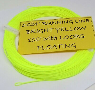 "0.024"" Running Line 25lb core ideal for heads 150gr-450gr (spey skagit opst)"