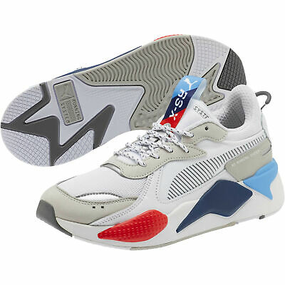 0d0870adc114 PUMA RS-X BMW Motorsport MMS Baskets Sneakers M-Sport White Blue Red 339999
