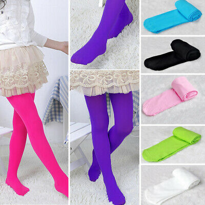 Toddler Infant Kids Baby Girl Cotton Warm Pantyhose Socks Stockings Tights 0-12Y