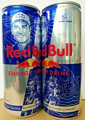 Redbull. Marc Coma. 2017.125ml. Campeon 5x Rally Paris-Dakar 5x Champion Signe