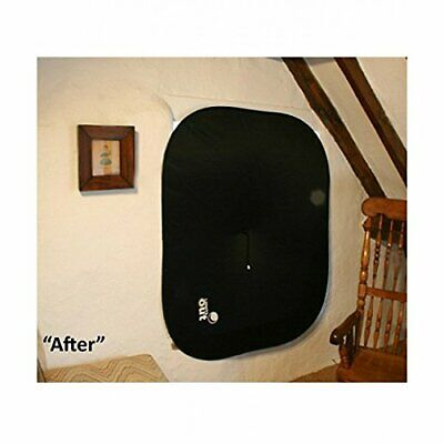NEW LIGHTSOUT CHILD'S NURSERY POP-UP BLACK OUT BLINDS 2 PACK Baby