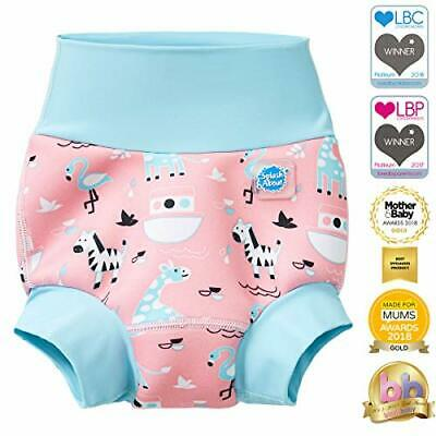 Splash About Baby Kids New Improved Happy Nappy, Ninas Ark, 12-24 Months
