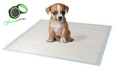 Dog Puppy Extra Large Training Pads Pad Floor Toilet Mats 60 x 60 cm Pack Of 50