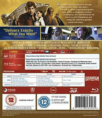 Solo A Star Wars Story [DVD] [2018]