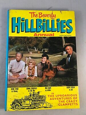 the beverly hillbillies annual - Beverly Hillbillies Book Unclipped