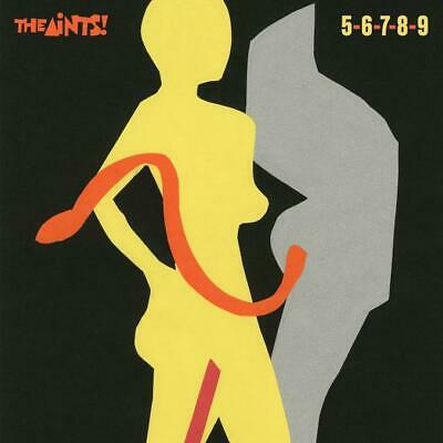 The Aints! - 5,6,7,8,9 (CD ALBUM (1 DISC))