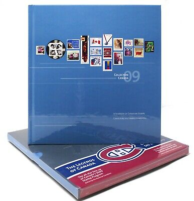 2009 Canada ANNUAL SOUVENIR COLLECTION 52 --- CV $120 --- SEALED hardcover album