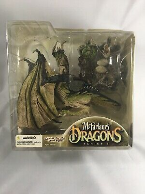McFarlanes Dragons Series 5 ETERNAL DRAGON Action Figure NEVER OPENED