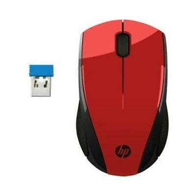 HP Consumer HP X3000 Wirlss Mous Emp Red - 2HW69AA#ABL