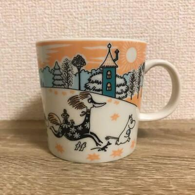 NEW 2019 Moomin Moominvalley mugcup Arabia Valley Park Limited mag mug